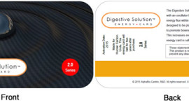 Digestive Solution™ Energy Card